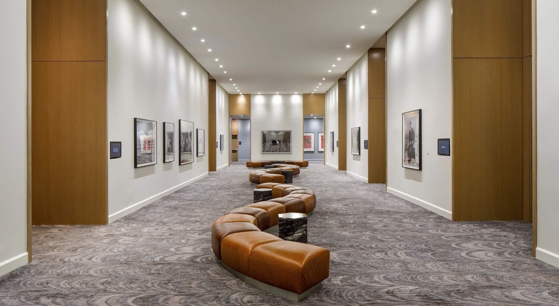 The Joseph Hotel, Nashville Art Program