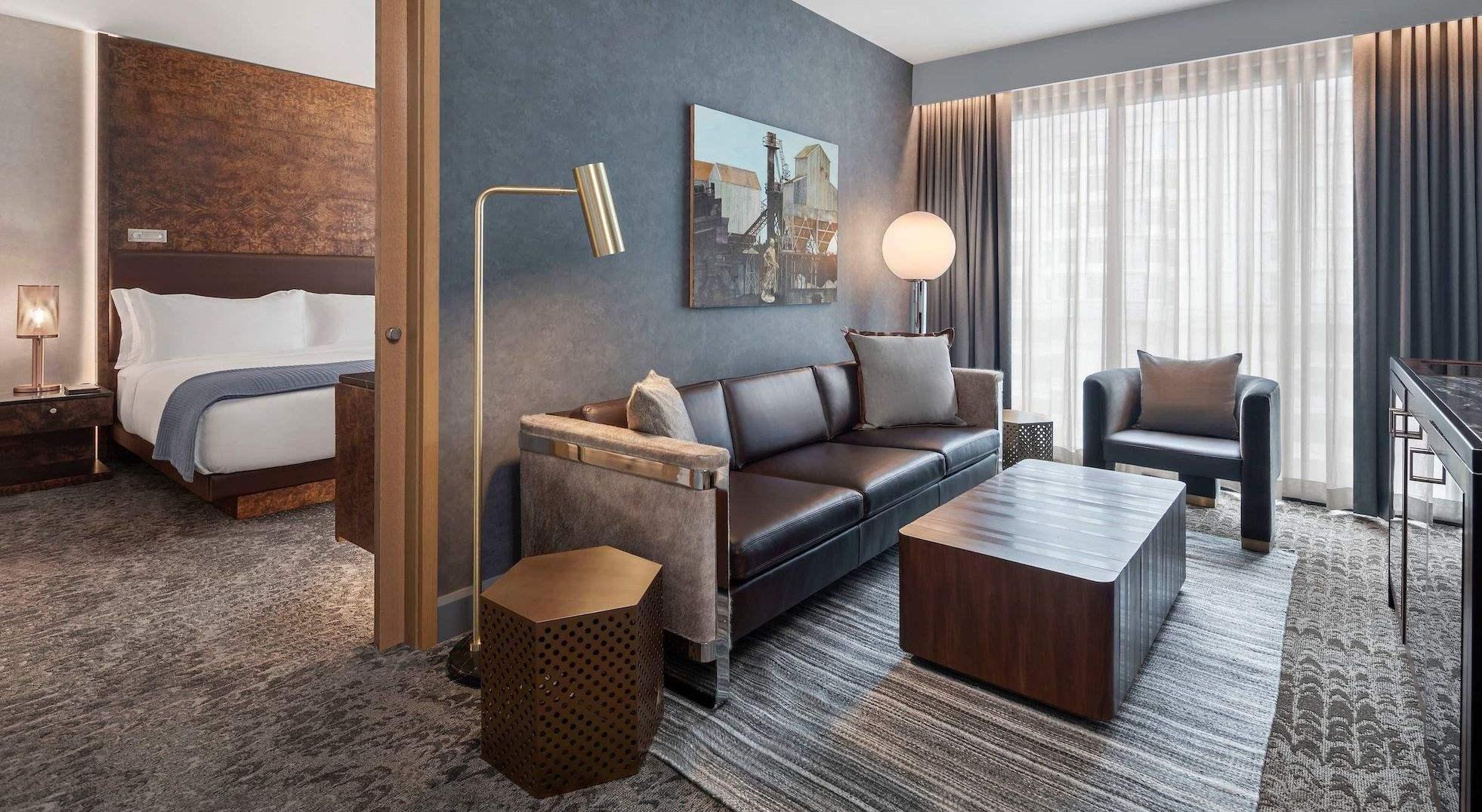 The Joseph Hotel, Nashville Deluxe Suite