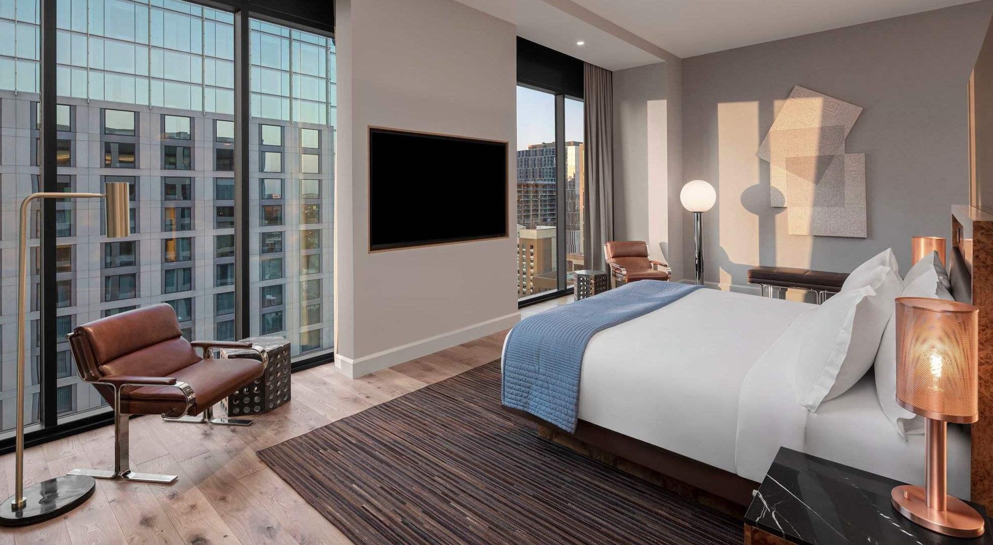 Penthouse Suite in The Joseph Hotel, Nashville