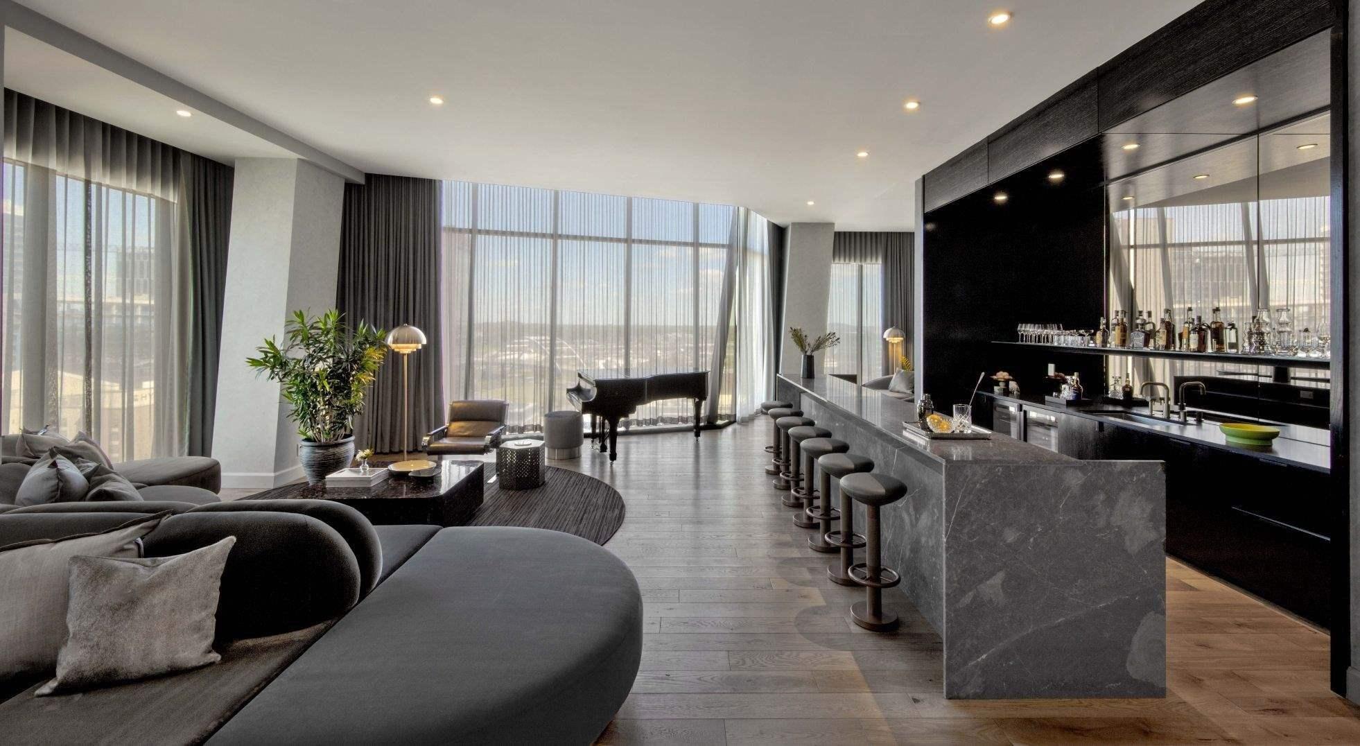 The Joseph Hotel, Nashville offers Presidential Suite