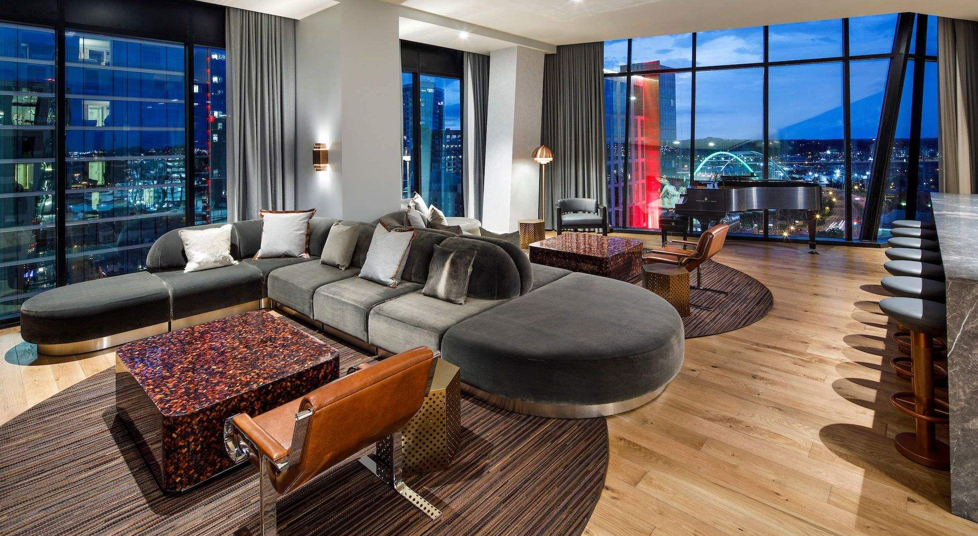 The Joseph Hotel, Nashville offers Presidential Suite